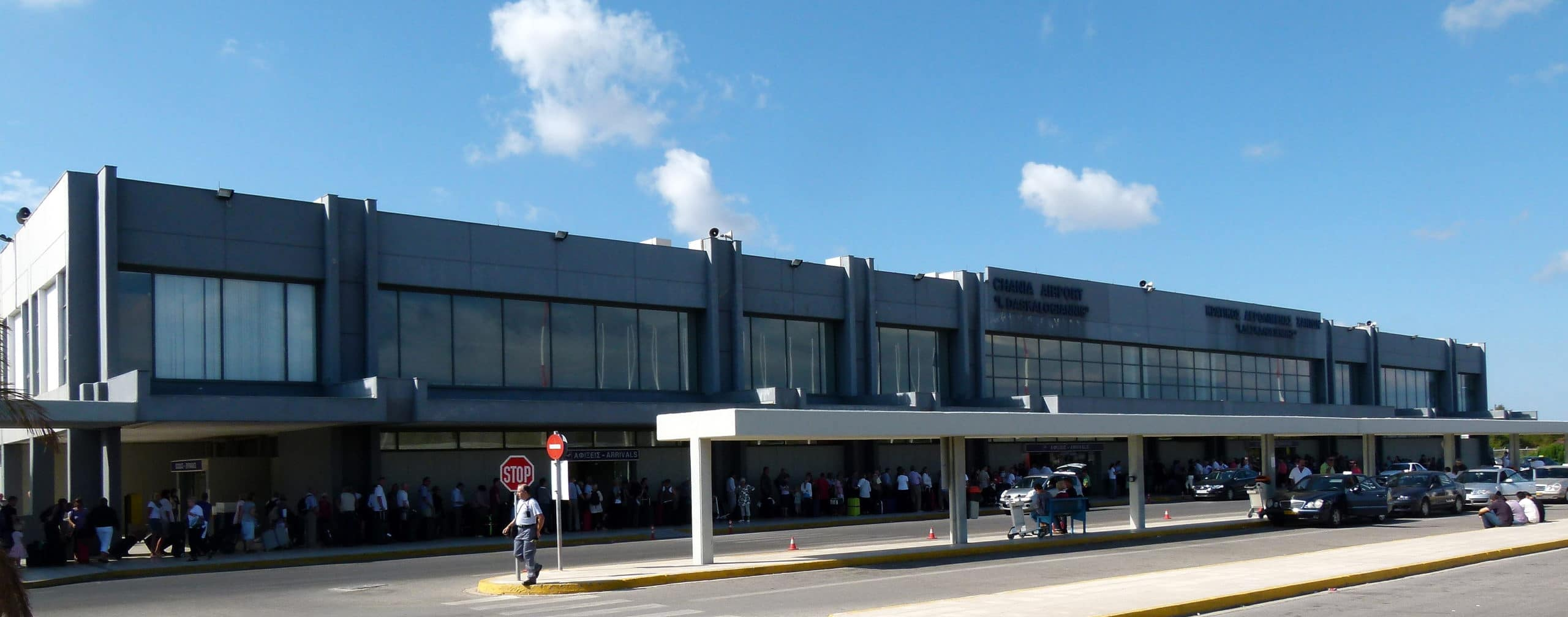 Rent a car Chania airport